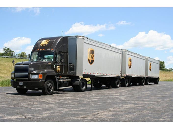 ups seasonal tractor trailer driver pay