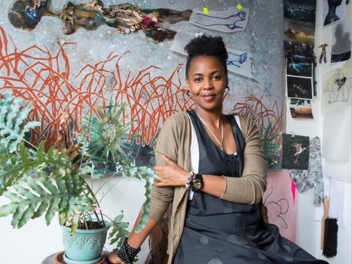 Free Talk Thursday May 14th In >> Internationally Renowned Wangechi Mutu Free Public Artist Talk May