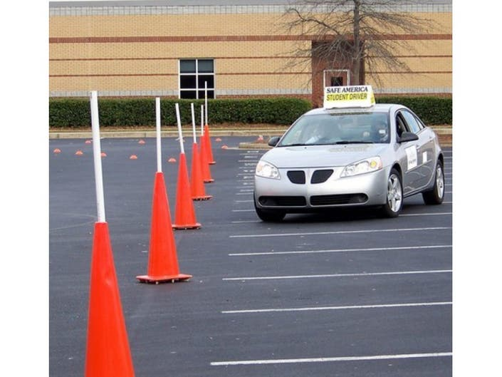 drivers training segment 1 near me