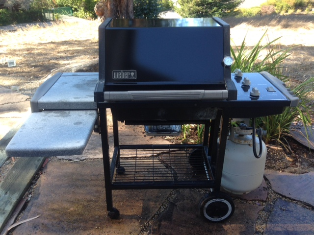 Weber Genesis Silver B BBQ for sale - $195 | Larkspur, CA Patch