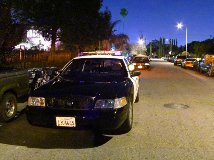 Tuesday Police Scanner Report | North Hollywood, CA Patch