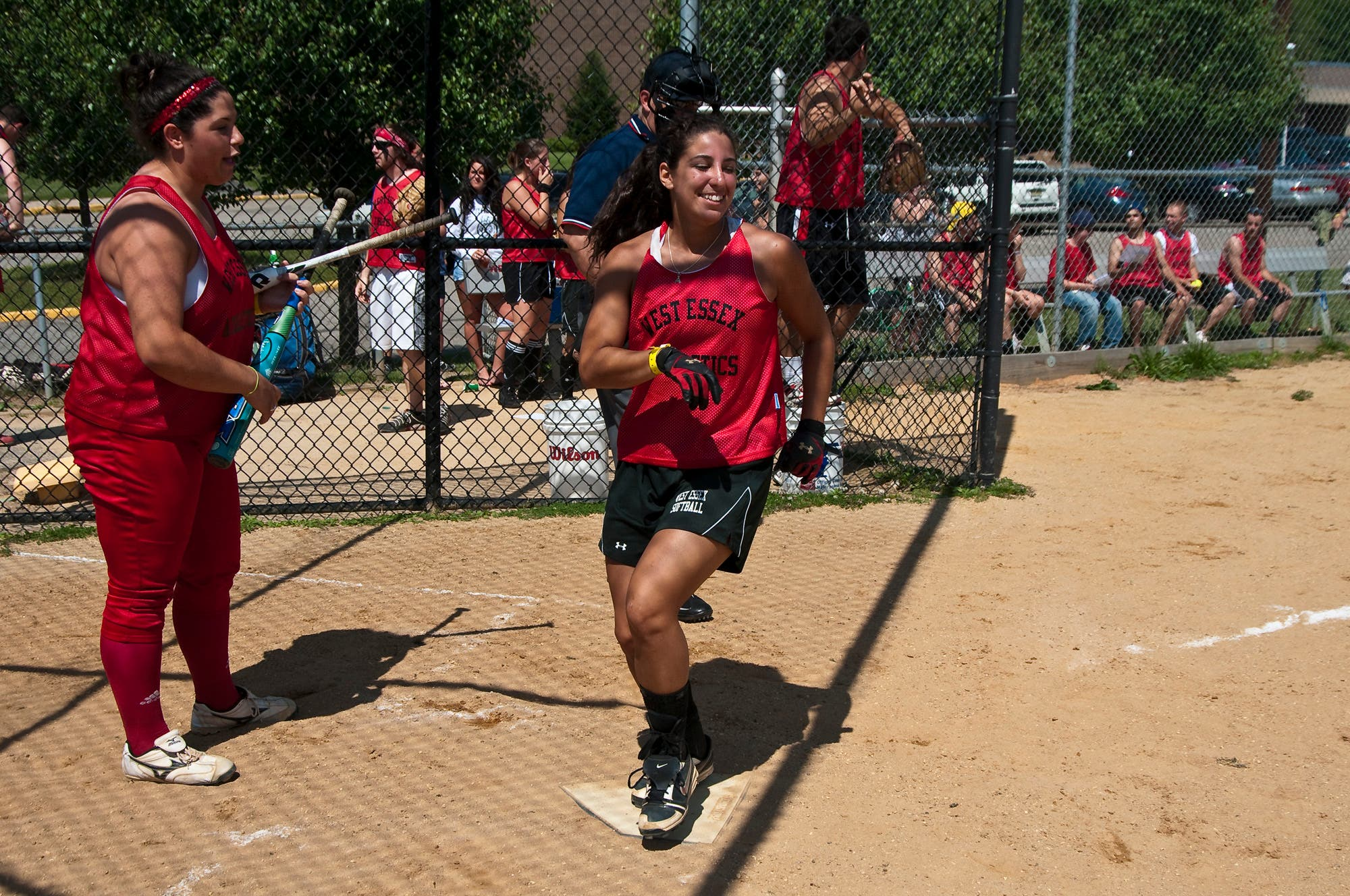 West Essex Faculty Schools Students in Softball | Caldwells