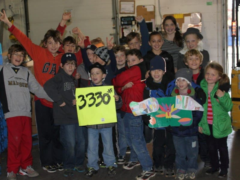 Food Dudes Food Drive Meets With Record Success Madison Ct Patch
