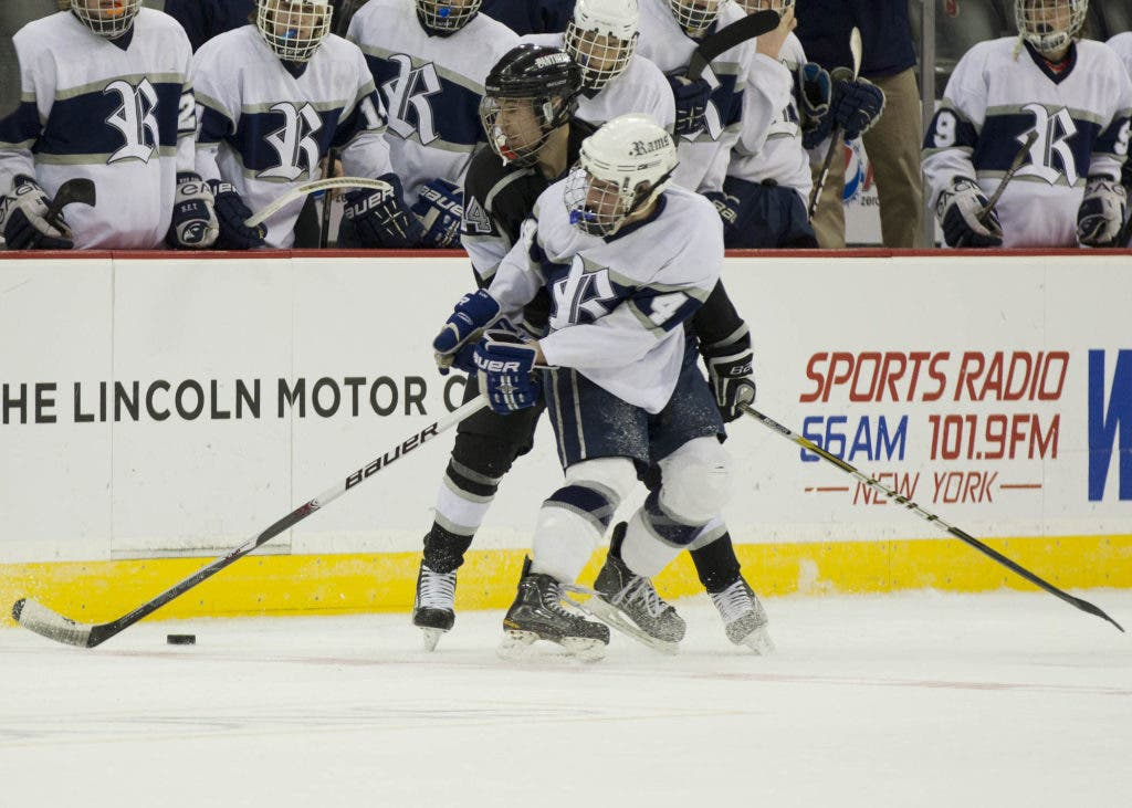 Bridgewater Raritan S State Hockey Title Hopes Dashed By Randolph