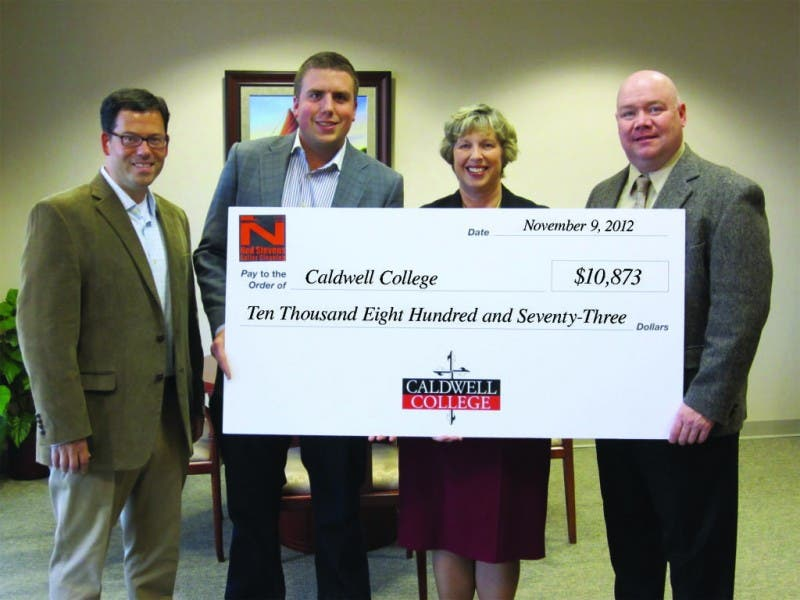 Ned Stevens Gutter Cleaning Supports Caldwell College
