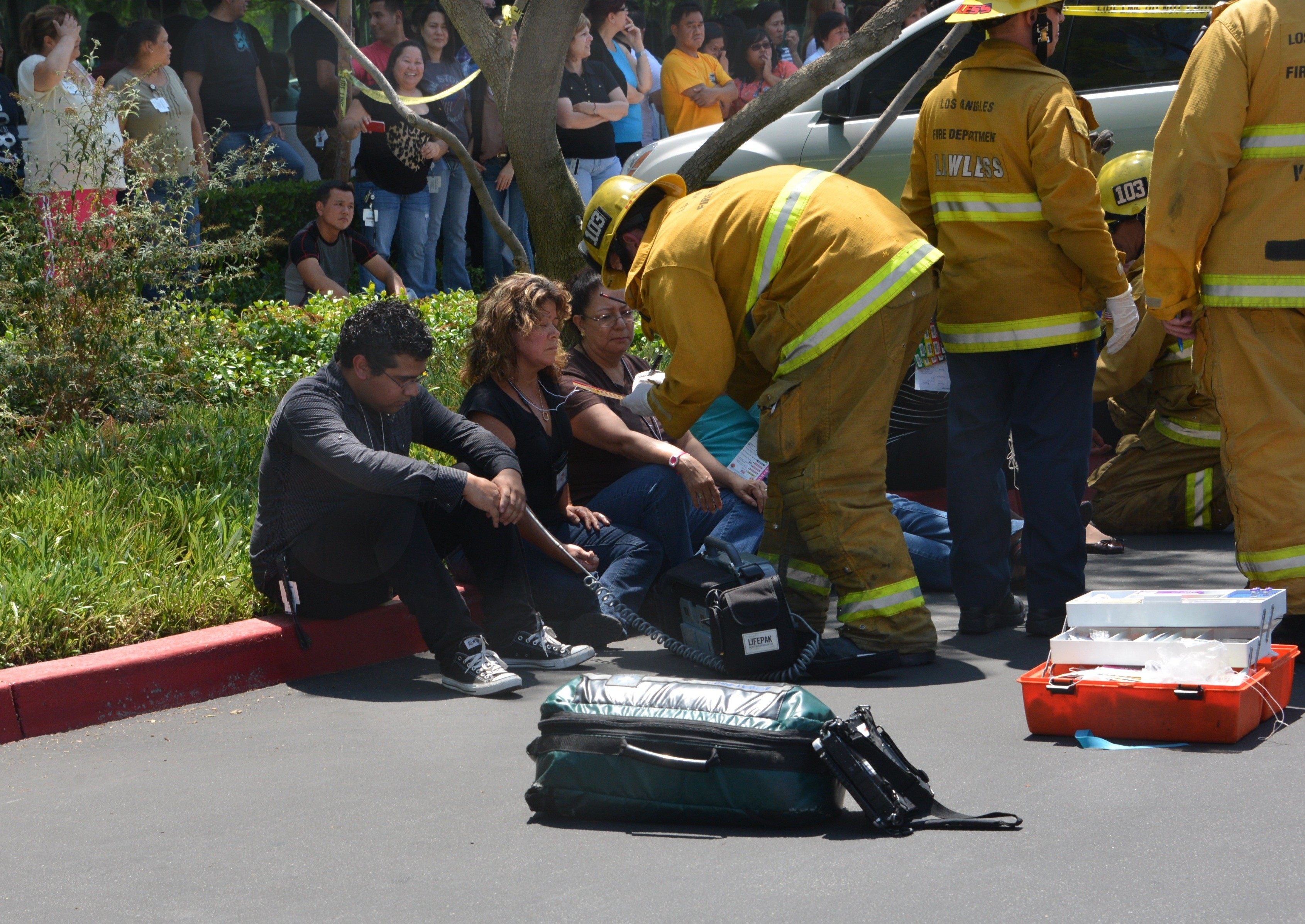 UPDATE: Medtronic Building Evacuated After Chemical Spill