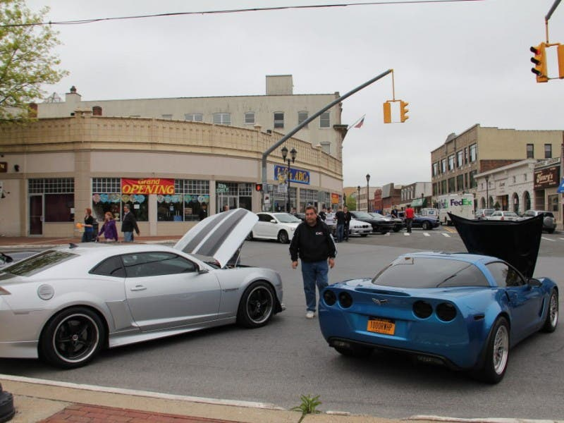Photos Glen Cove Car Show Shuts Down School Street Glen Cove Ny