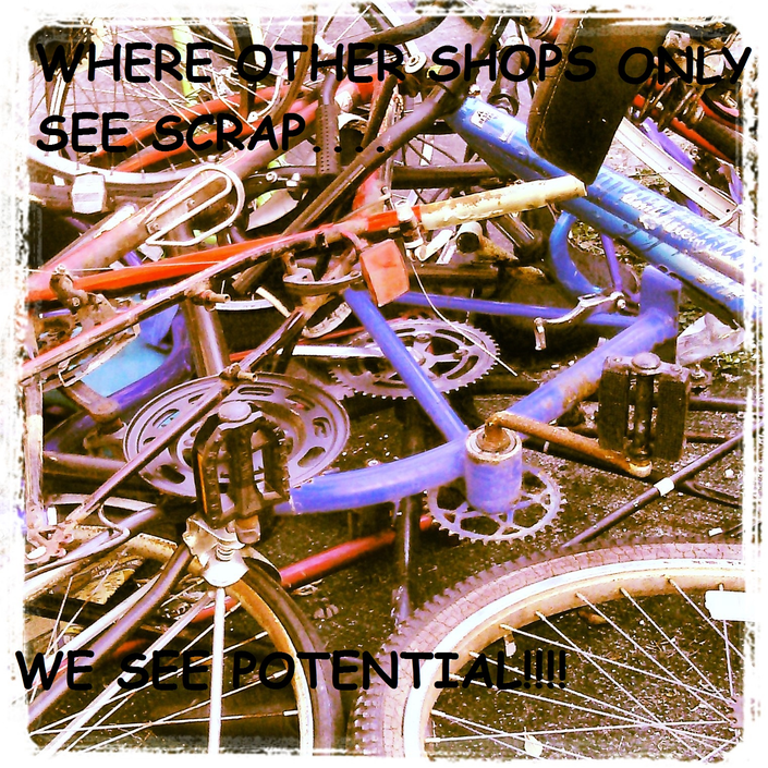 """Buy Here Pay Here Clearwater Fl >> RE-CYCLE! THE """"EVERY""""-PERSONS NEIGHBORHOOD BICYCLE SHOP ..."""