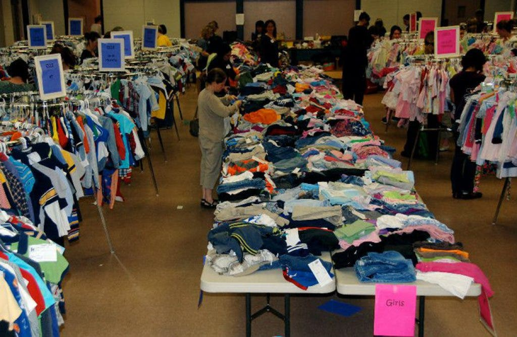 Parent Talk's Used Clothing, Toy and Equipment Sale ...
