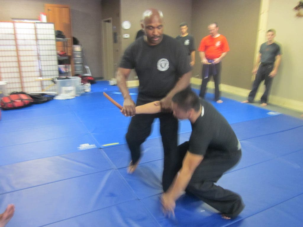 Martial Arts Instructor Teaches Techniques to Help Save