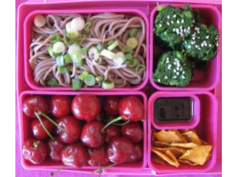 Easy, Healthy Back to School Lunch Ideas