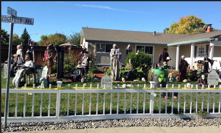 Haunted places in danville ca