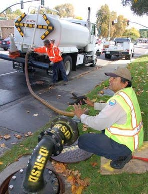 DSRSD and EBMUD Test Emergency Water Connections in Dublin ...