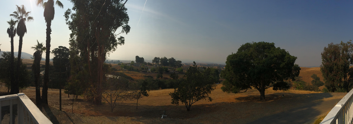 East Bay Smoke, Haze Likely From North Bay Fires