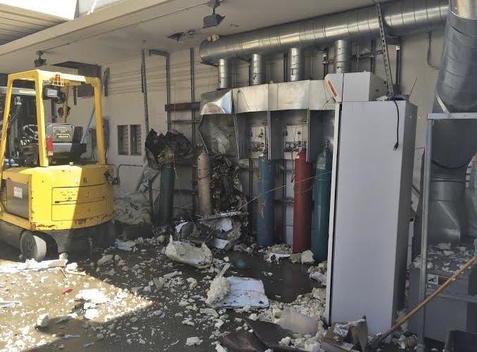 Explosion Prompts Brief Lockdown at Hart Middle School   Pleasanton