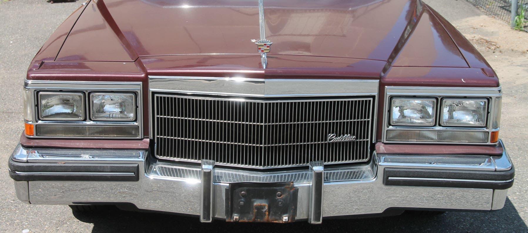 FOR SALE: 1983 Cadillac Sedan DeVille | Montclair, NJ Patch