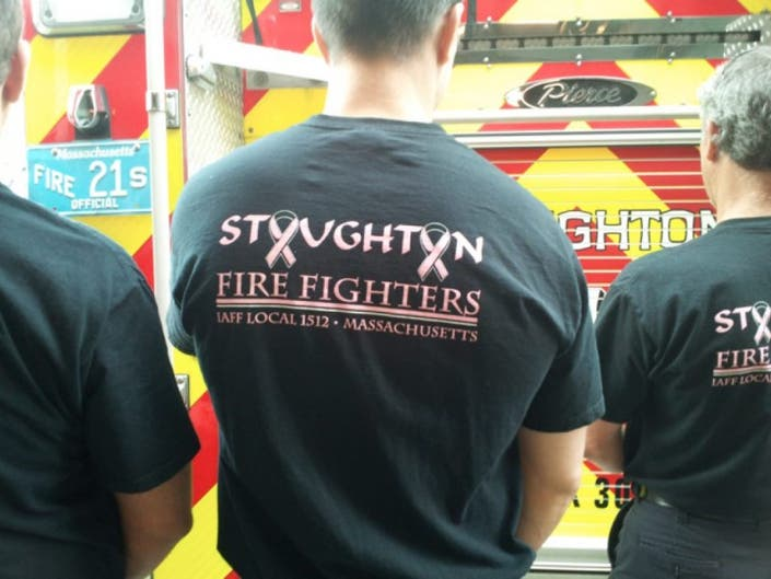 Stoughton Fire Department Looking To Extinguish Breast Cancer With T
