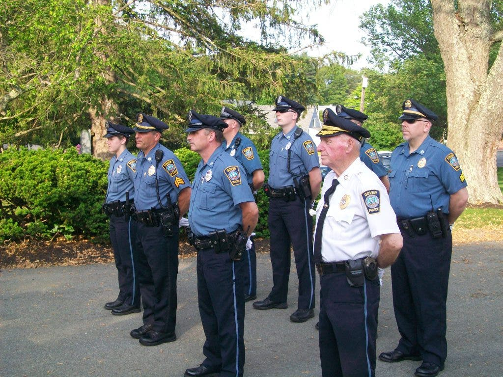 Say Thanks to Your Police Officers During National Police