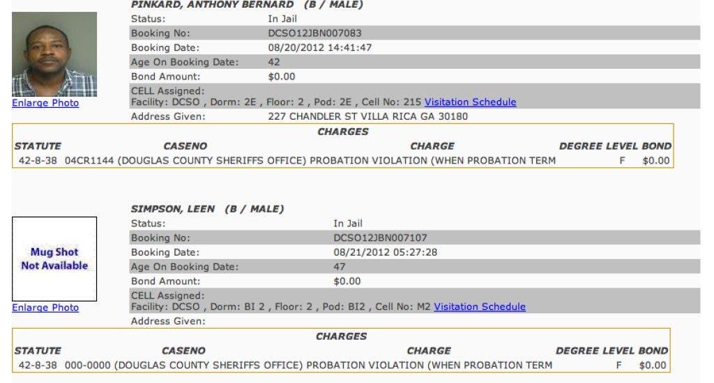Douglas County Arrests | Douglasville, GA Patch