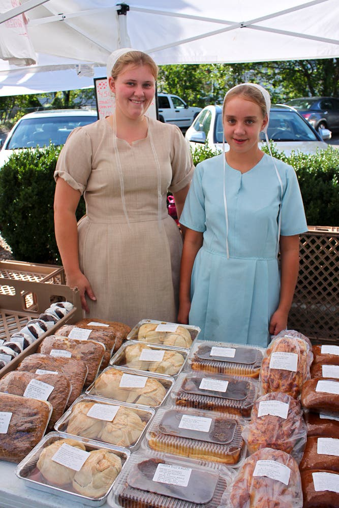 Going Dutch: Amish Baked Goods a Treat at Market | Caldwells