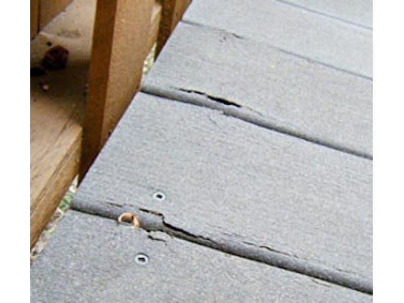 2 Some Issues With Composite Decking