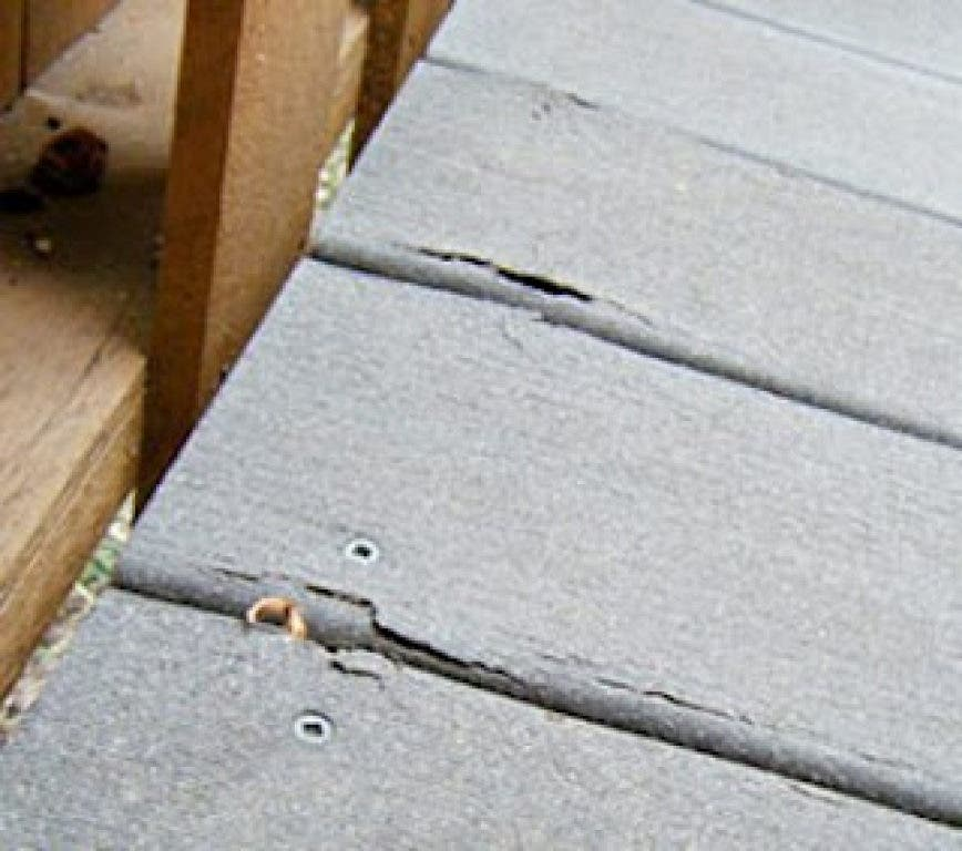Some Issues With Composite Decking