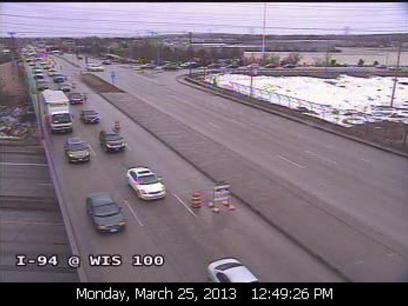 UPDATED: Highway 100 Northbound Reopened at 4 P M