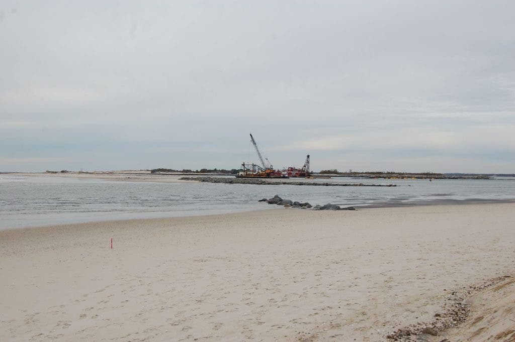Week In Review Breach To Be Filled Marina Rebuild And