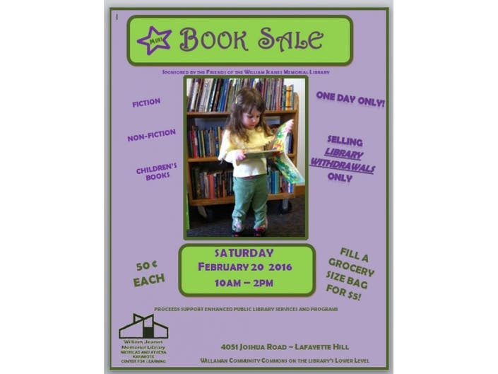Mini Book Sale! | Plymouth, PA Patch
