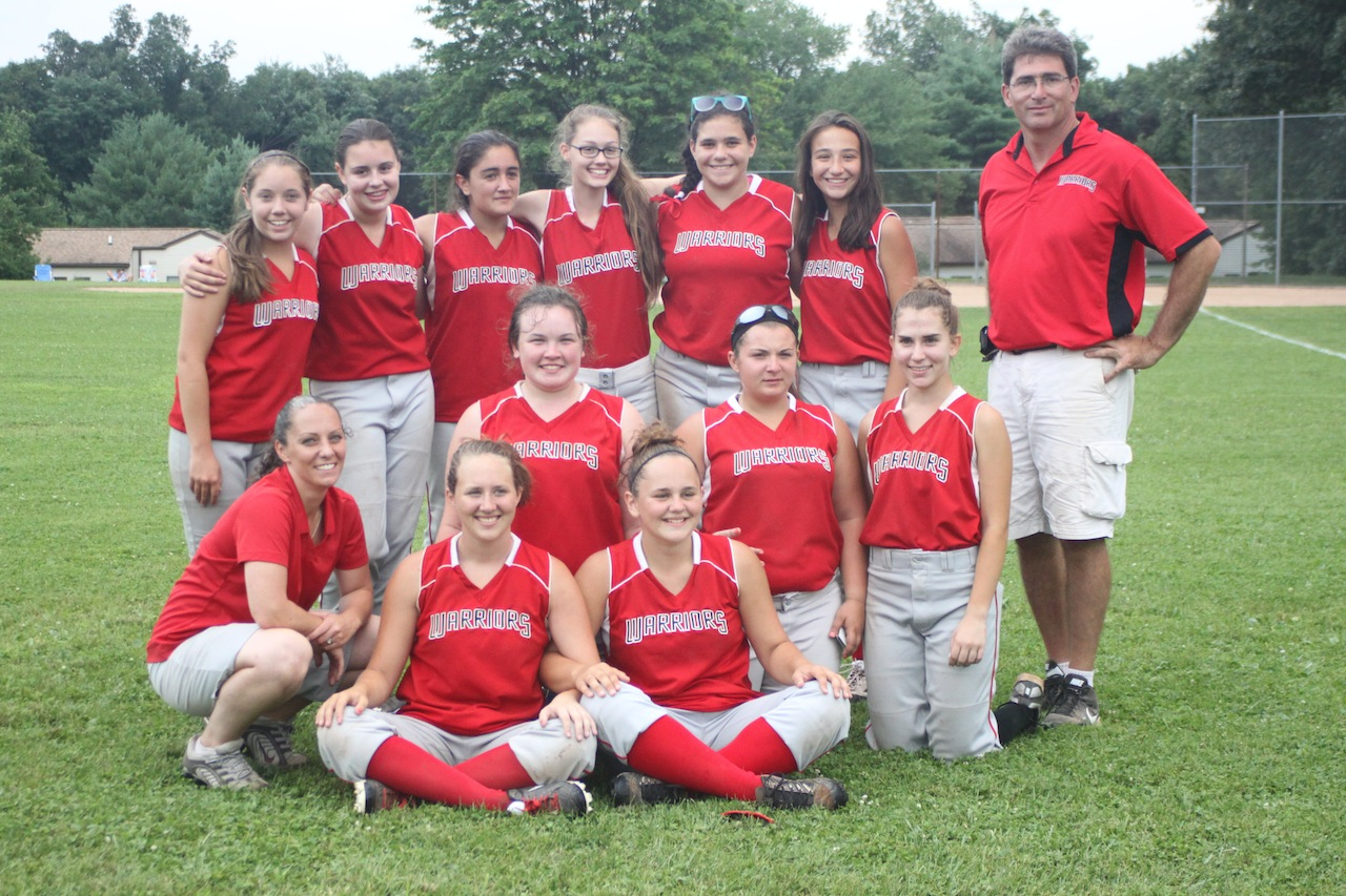 2014 Warriors Fastpitch Softball Tryouts   Port Chester, NY Patch