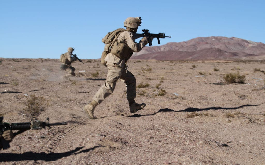 UPDATE: Marine PFC, 20, Dies in Training Exercise at