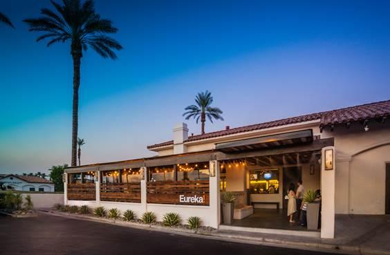 New Gourmet Burger Restaurant Eureka