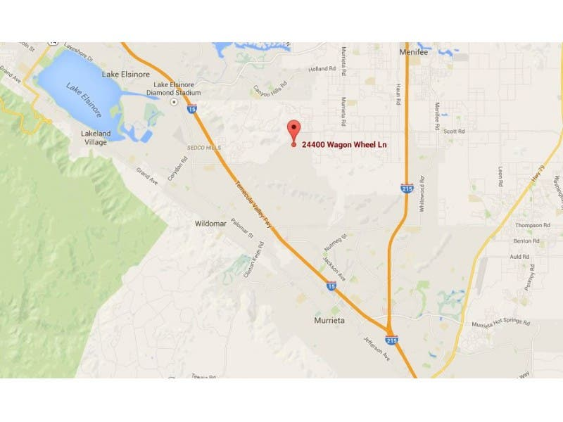 Four People Displaced One Firefighter Injured In Wildomar Fire
