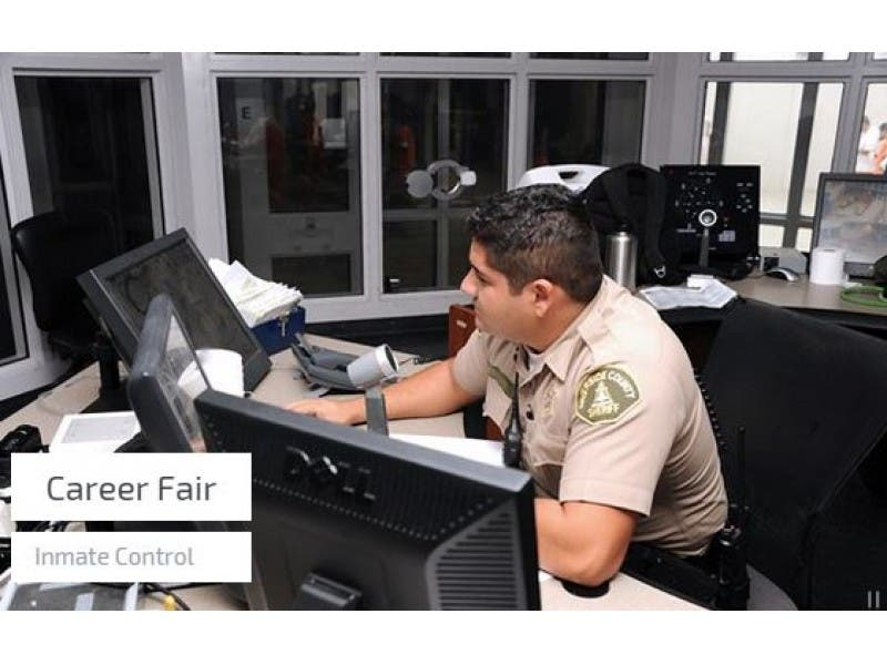 now hiring riverside sheriff s department hosting job fair in rh patch com Nce Exam Study Guide Cicerone Exam Study Guide