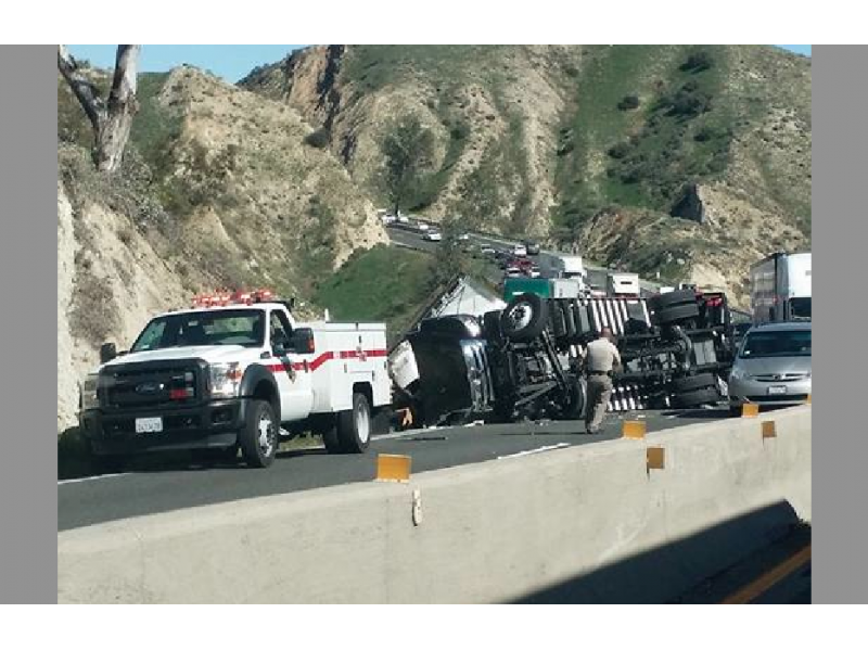 UPDATED: SR 60 Closed Between Beaumont, Moreno Valley After
