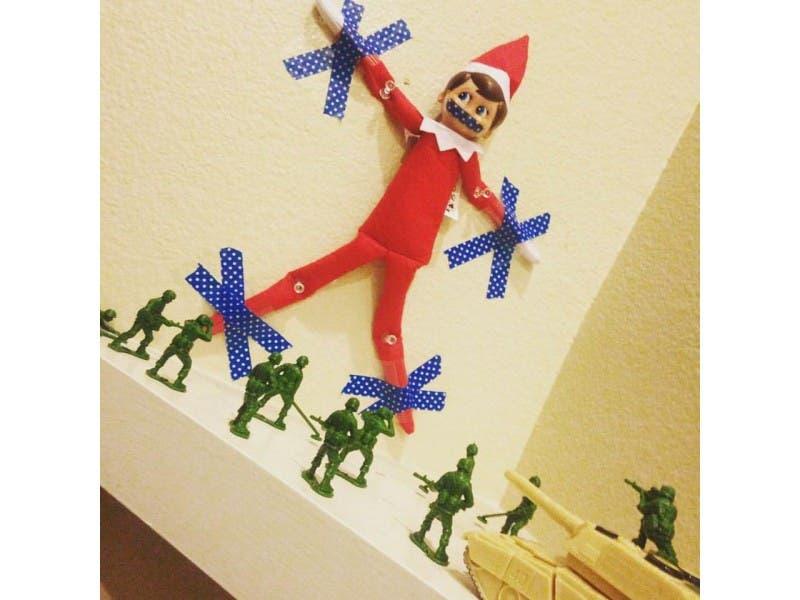 15 Creative Elf On The Shelf Ideas To Get You Through Christmas