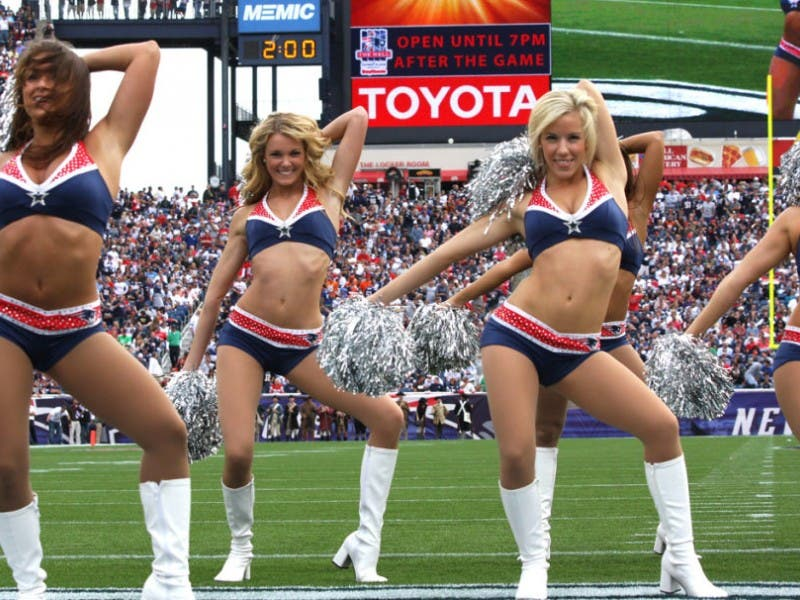 Meet the 2011 New England Patriots Cheerleading Squad  dfc2f0764