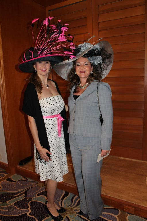 e428ce21b Saks Designer Louise Green Unveils Collection For Fundraiser | Palm ...