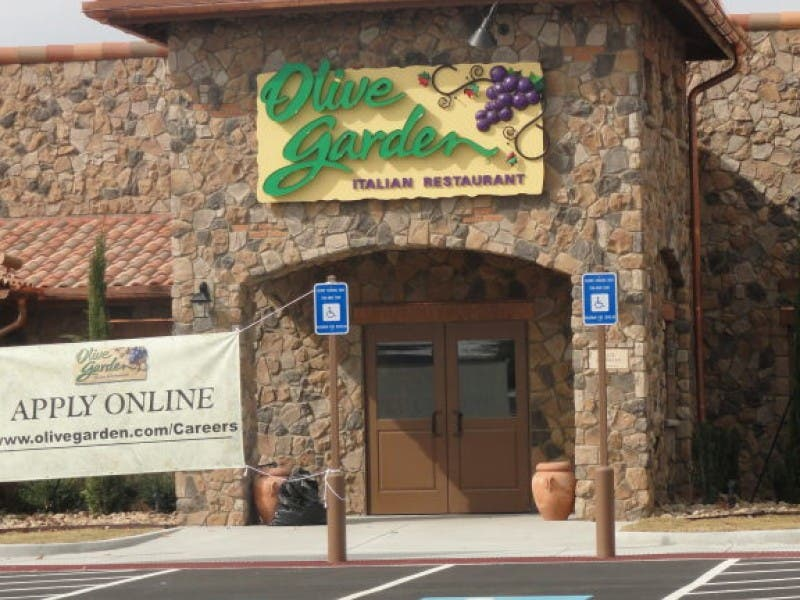 Snellville Olive Garden Opens Today 0
