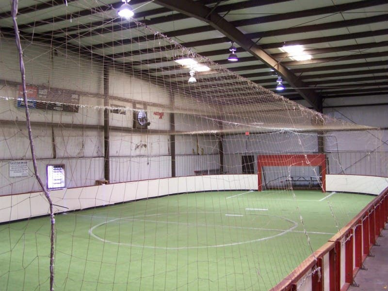 indoor soccer facility for sale