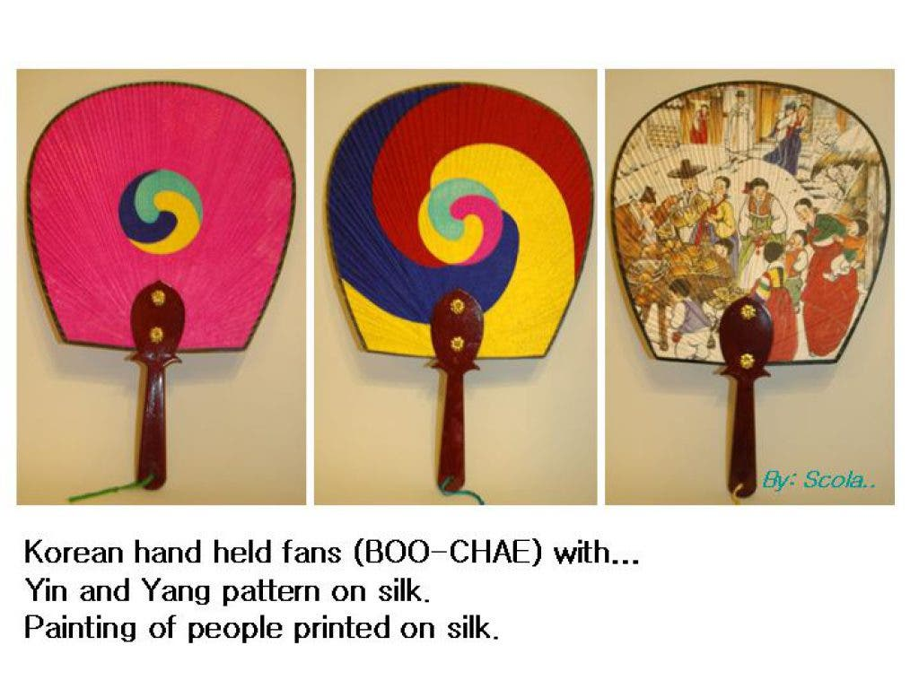 Staying Cool and Cultured With Traditional Korean Fans  Rosemont