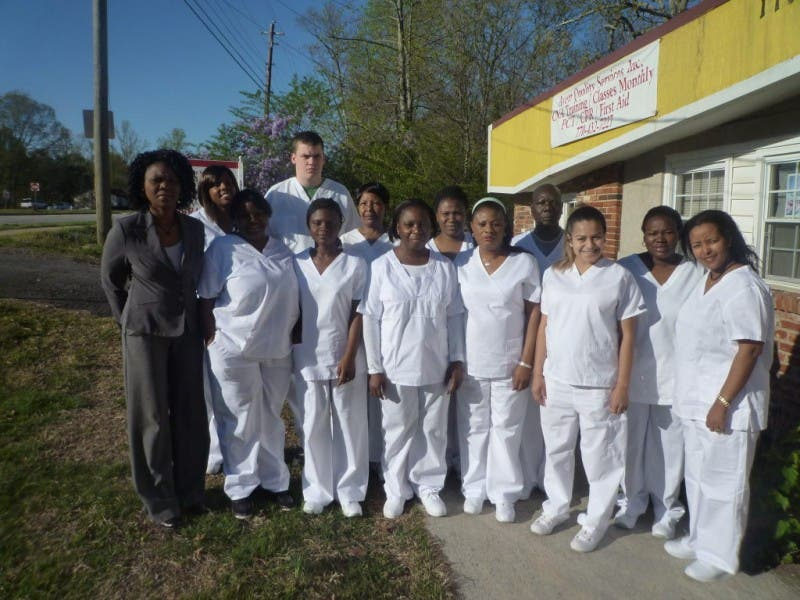 Certified Nurse Assistant Cna Training Marietta Ga Patch