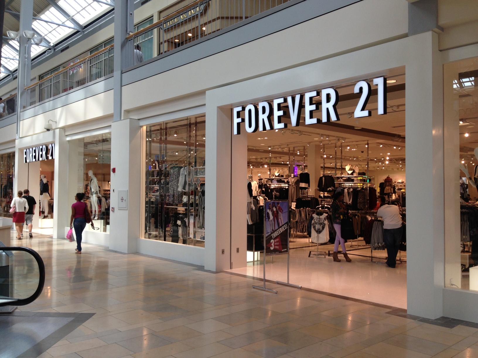 Forever 21 At White Marsh Mall