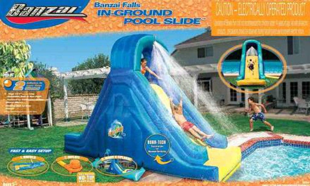 Walmart and Toys 'R Us Recall Inflatable Slides After Reported Death
