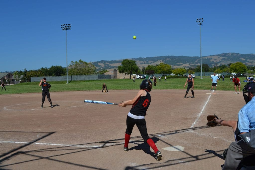 Heat Softball: Novato's Best and More | Novato, CA Patch