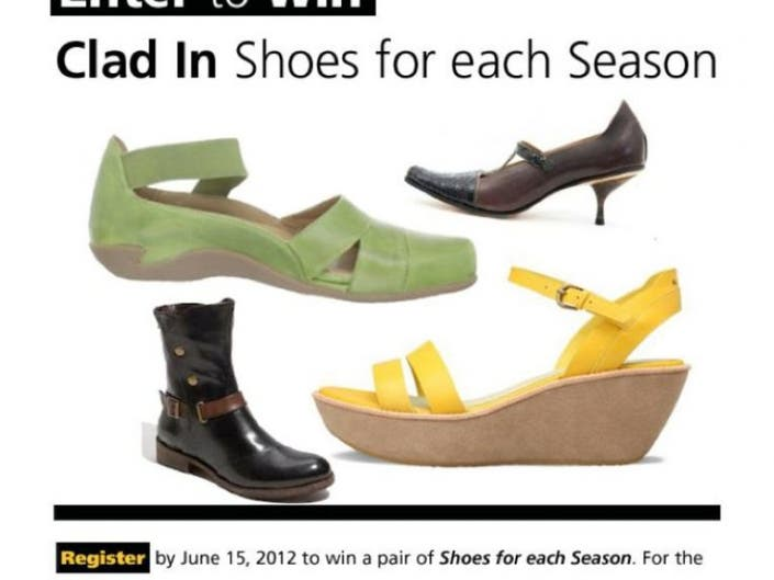 WIN SHOES FOR EACH SEASON – LOCAL STORE LAUNCHES FASHION