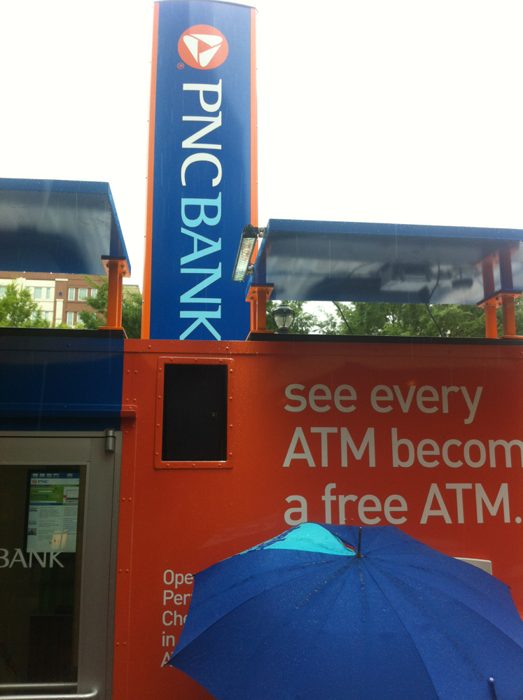 PNC Bank Launches Latest Branch Concept at Atlantic Station