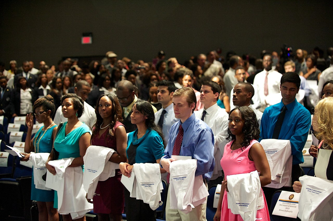 Morehouse School of Medicine Welcomes the Students of the