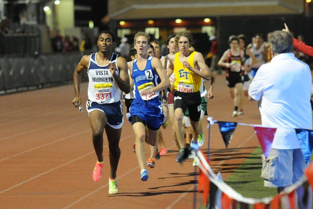 Murrieta Track and Field Athletes Show Off at State Meet