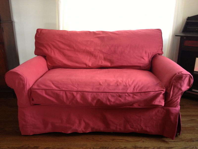 Crate Barrel Sleeper Sofa 350
